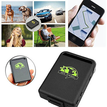 ZINGALALAA Smallest Mini Quad Band Personal GPS Tracker TK102