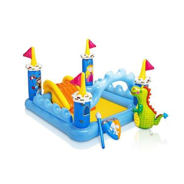 Intex Fantasy Castle Water Slide Play Centre 57138 - Fun for Kids