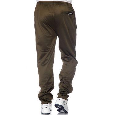 Delhi Seven Regular Fit Trackpant For Men_AK36  - Green & Beige