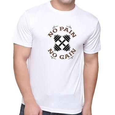 Oh Fish Graphic Printed Tshirt_Cmnpngs