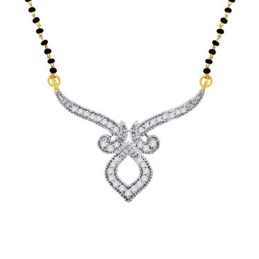 Spargz Brass Metal Mangalsutra Set_Aims029
