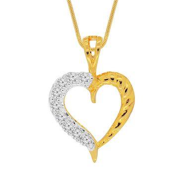 Spargz Brass Metal Pendant_Aip019