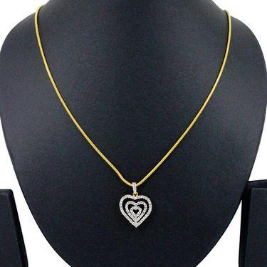 Spargz Brass Metal Pendant_Aip023
