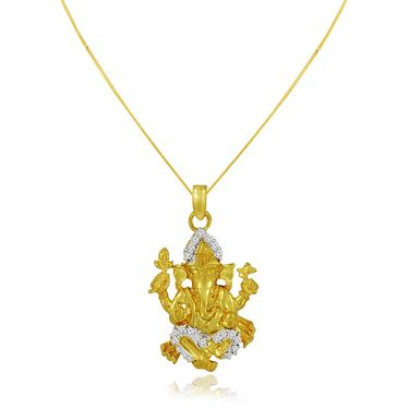 Spargz Brass Metal Pendant_Aip052