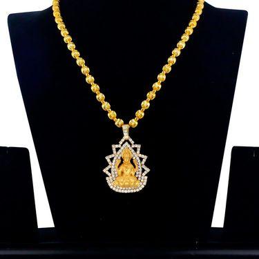 Spargz Brass Metal Pendant_Aip110