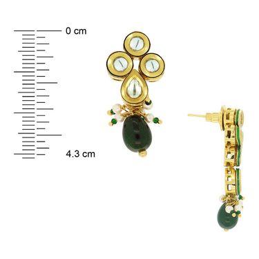 Spargz Brass Metal Pendant Set_Kdls79