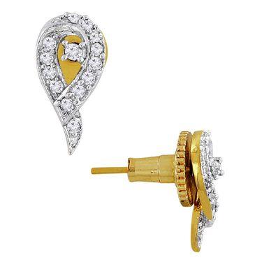 Spargz Brass Metal Earring_Aier130