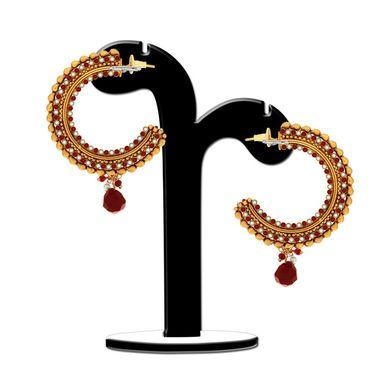 Spargz Brass Metal Earring_Aier320