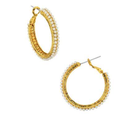 Spargz Brass Metal Earring_Aier325