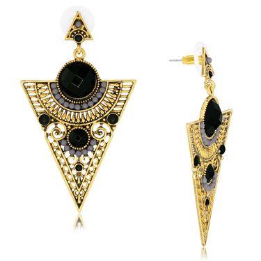 Spargz Alloy Metal Earring_Aier439