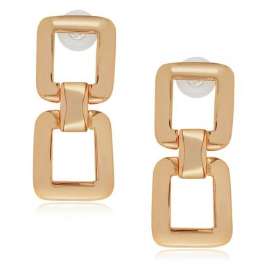Spargz Alloy Metal Earring_Aier446