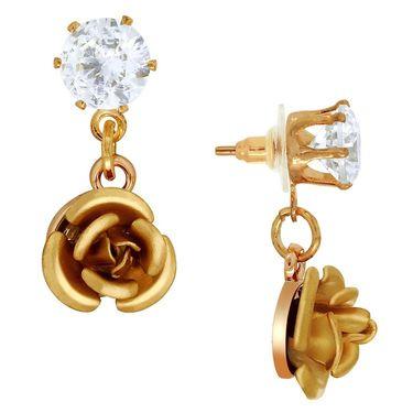 Spargz Alloy Metal Earring_Aier533