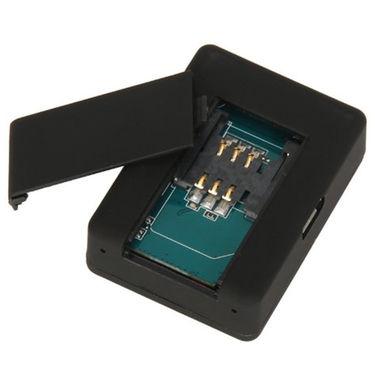 ZINGALALAA smallest Mini A8 G.S.M GPS/GPRS Personal Position Tracker - Black
