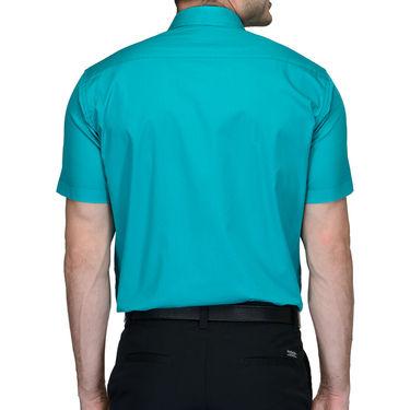 Being Fab Cotton Formal Shirt_Bfs19 - Sea Green