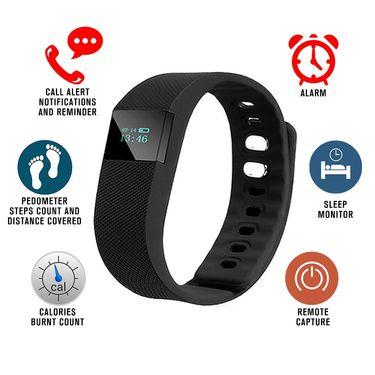 Buy Vizio Bluetooth Wrist Smart Fitness Band - Black ...