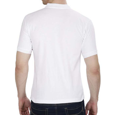 Pack of 3 Oh Fish Plain Polo Neck Tshirts_P3blkwhtred