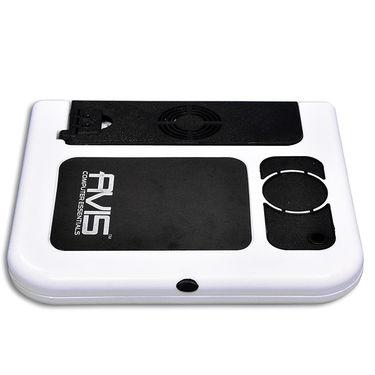 DGB Turbo Laptop Portable E-Table - White