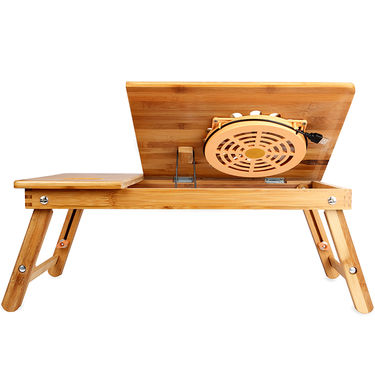 DGB Murray Value Plus- Single Wooden Laptop Table - Wooden