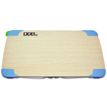 DGB Dime U2 Multi functional Laptop Table - Blue