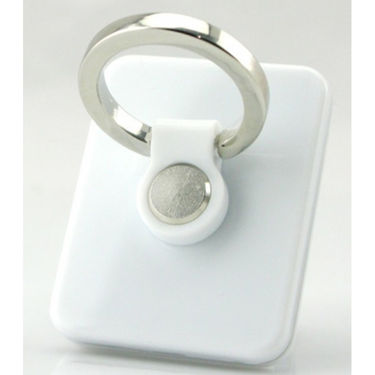 DGB Mobile/Tablet Ring Stand - White