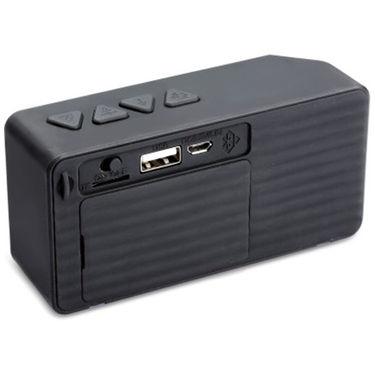 DGB Monk X3 Portable Bluetooth Speakers (Black)