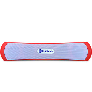 DGB Mybo BE13 Portable Bluetooth Speakers (Red)