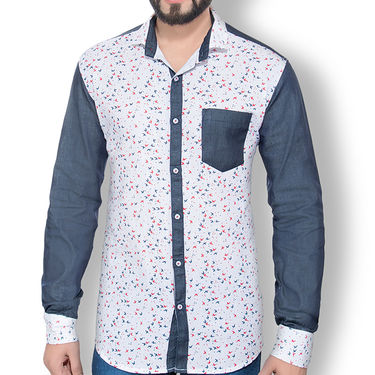 Printed Cotton Shirt_Gkfdswrbrd - Multicolor