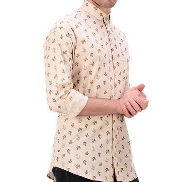 Printed Cotton Shirt_Gkfdsowya - Multicolor