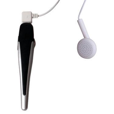 Callmate Bluetooth Stereo Headset CM1 - Silver Black