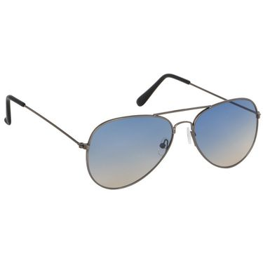Alee Aviator Metal Unisex Sunglasses_Rs0204 - Blue