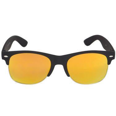 Alee Wayfare Plastic Unisex Sunglasses_Rs0226 - Orange