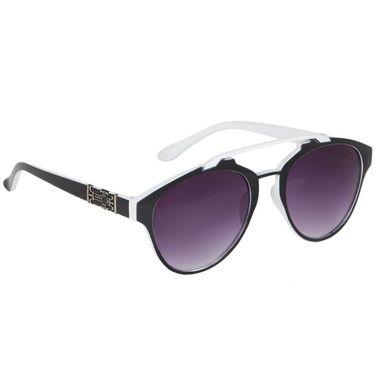 Alee Wayfare Plastic Unisex Sunglasses_Rs0232 - White