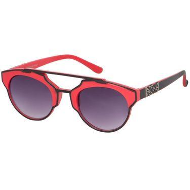 Alee Wayfare Plastic Unisex Sunglasses_Rs0236 - Red