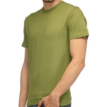 Rico Sordi 100% Cotton Tshirt For Men_Rnt021 - Green