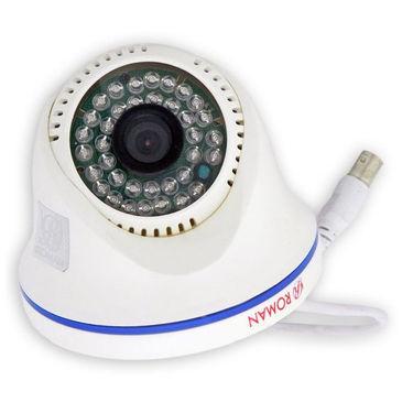 Roman 2.0 MP Dome IR Camera(48Ir/30Mtr.)