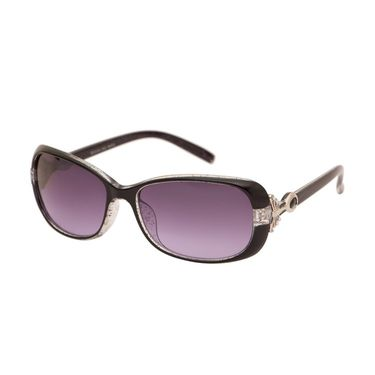 Adine Oval Plastic Women Sunglasses_Rs11
