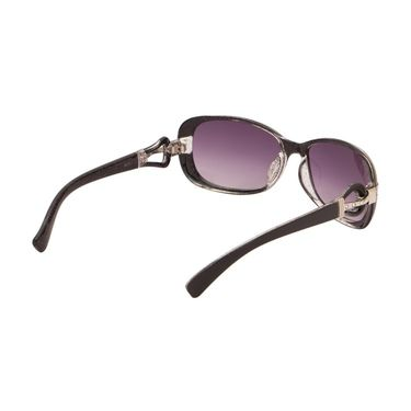 Adine Oval Plastic Women Sunglasses_Rs12