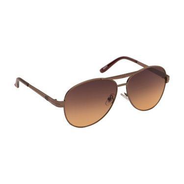Adine Aviator Metal Unisex Sunglasses_Rs14