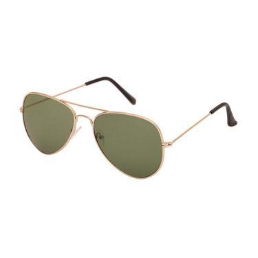 Adine Aviator Metal Unisex Sunglasses_Rs27