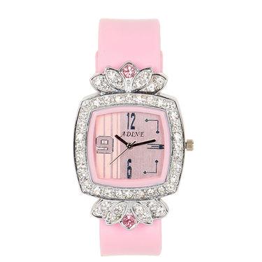 Combo of 1 Adine Wrist Watch For Women + 1 Sunglasses_AD50015