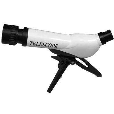 Kids Educational Combo Of Telescope & Microscope DIY Kit