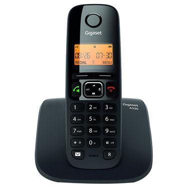 Gigaset A530 Black Cordless Landline Phone