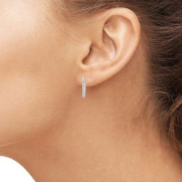 Kiara Swarovski Signity Sterling Silver Maithali Earring_KIE0572