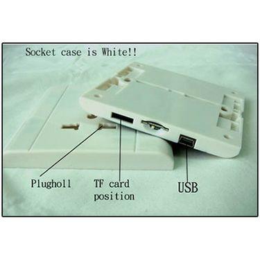 Mini DVR Socket Camera Code 027