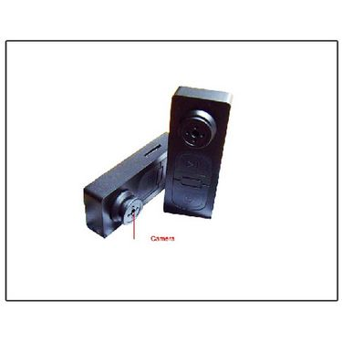 High Definition Button Camera DVR/ Vibration Alert Code 059