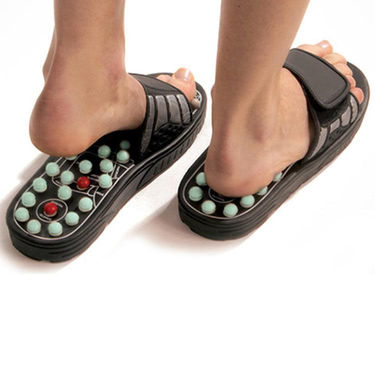 Foot Reflexology Massage Slippers
