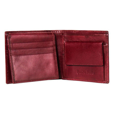 Spire Stylish Leather Wallet For Men_Smw132 - Brown