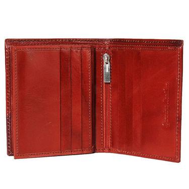 Spire Stylish Leather Wallet For Men_Smw135 - Orange