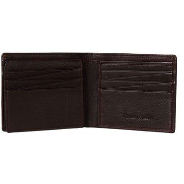 Spire Stylish Leather Wallet For Men_Smw138 - Black