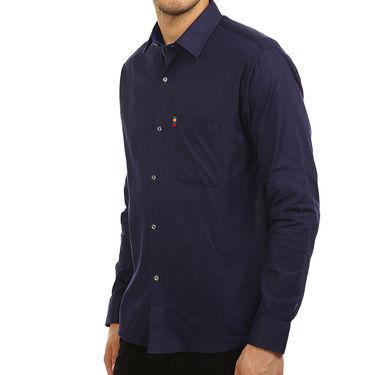 Pack of 5 Fizzaro Plain 100% Cotton Casual Shirts_Plcs012567
